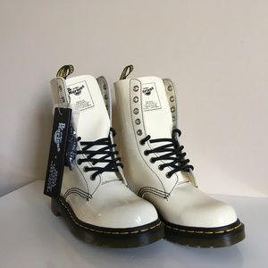 Marc Jacobs X Dr. MARTENS Patent Boots